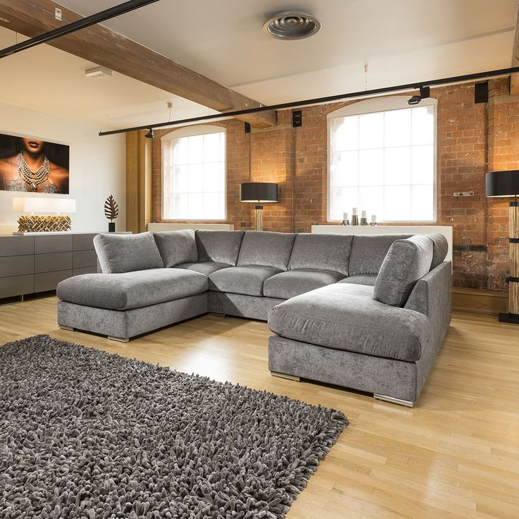 The 25 Best U Shaped Sofa Ideas On Pinterest U Shaped Couch Living Room U Shaped Couch And U