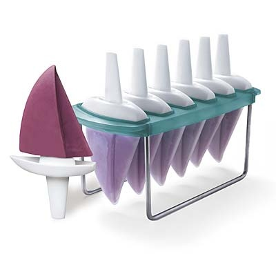 sailboat popsicle molds!