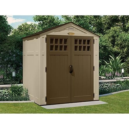 suncast 6 x 5 resin shed 2