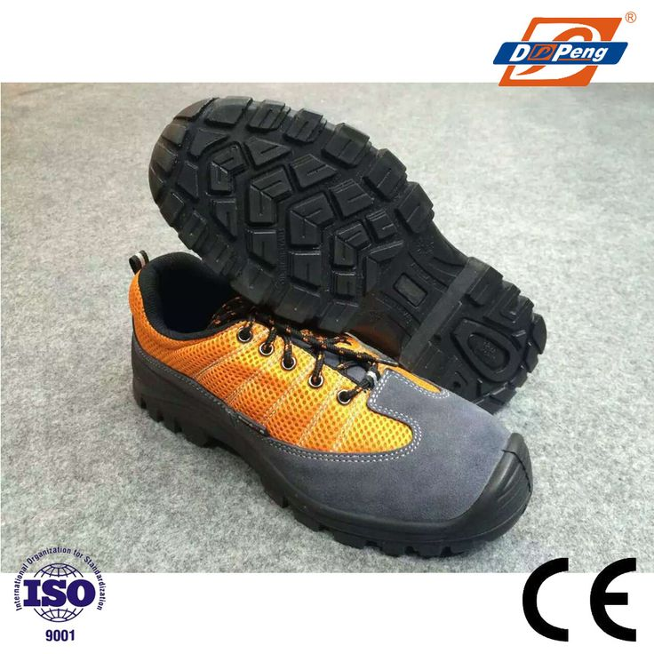 sport style mesh upper breathable german safety jogger shoes