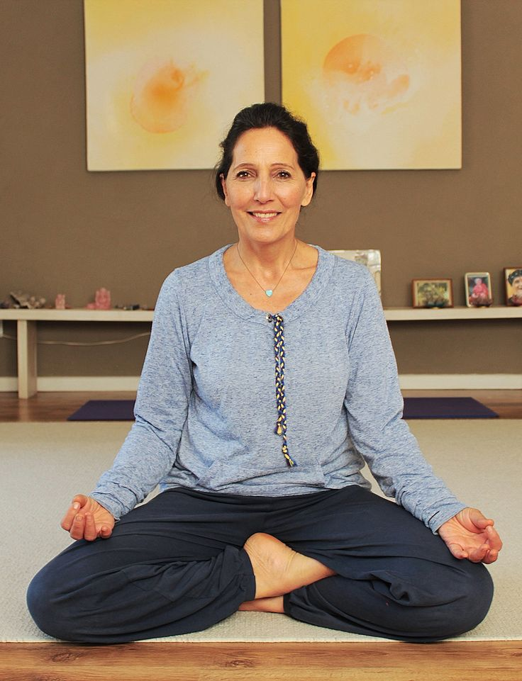 Kathy Schwager Yoga - Cape Town