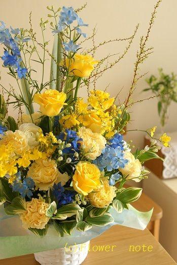 『【祝花】創立15周年のお祝いに・・・』 http://ameblo.jp/flower-note/entry-11223137859.html