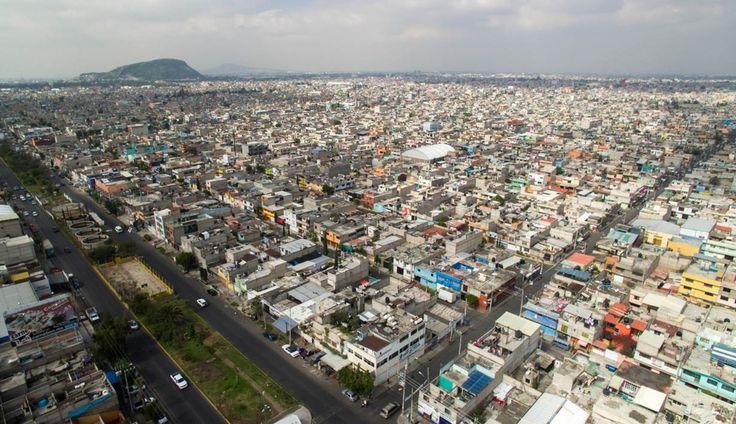 2. Ciudad Neza, Mexico City, Mexiko