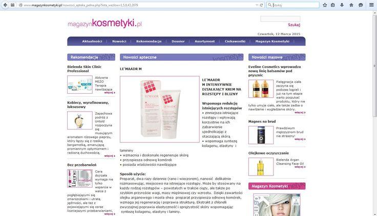 Magazyn Kosmetyki - Lemaadr
