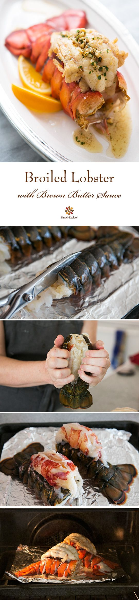 how to cook lobster tail on the barbecue