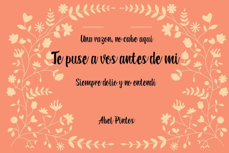 Una razon-11-Abel Pintos