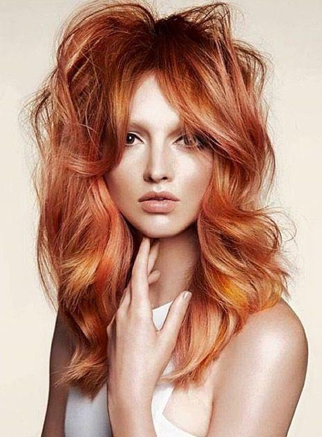Copper hair Goals