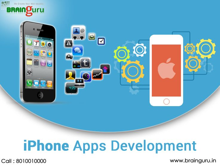 Nowadays, iPhone devices have taken hold of the mobile market in a big way: user affinity is increasing and the number of apps in the Apple's app Store is still growing. We are offering comprehensive #iPhoneAppDevelopment services for businesses & startups to engage users effectively. See more @ http://brainguru.in/services/iphone-apps-development-noida-india.html #Brainguru #iPhoneApps