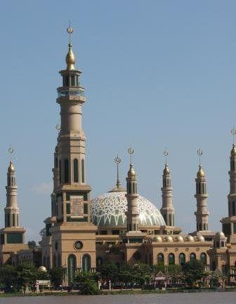Islamic centre, Samarinda Indonesia