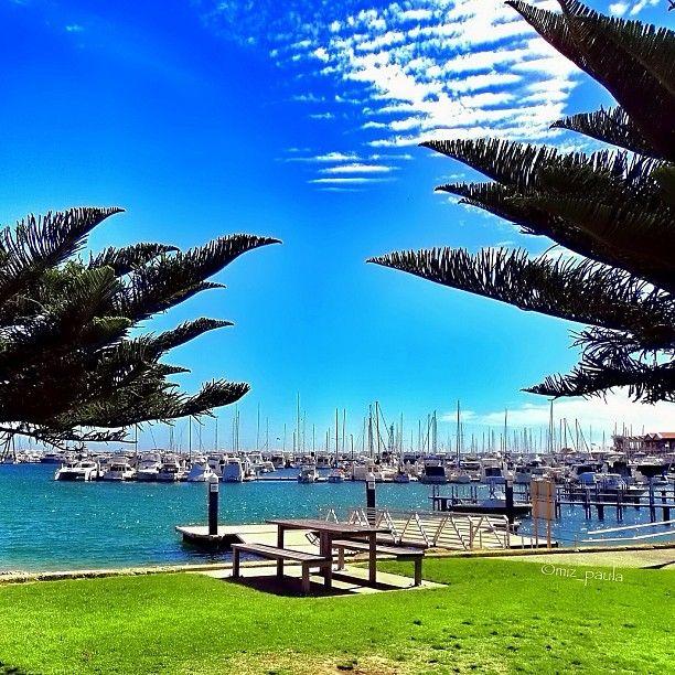 Hillarys Boat Harbour...Perth... #Australia    by miz_paula (instagram)