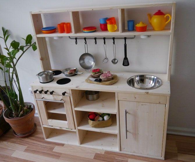 DIY Kinderküche - B.Kid Berlin - Handgemachtes rund um Baby und Kind (Diy Pour Fille)