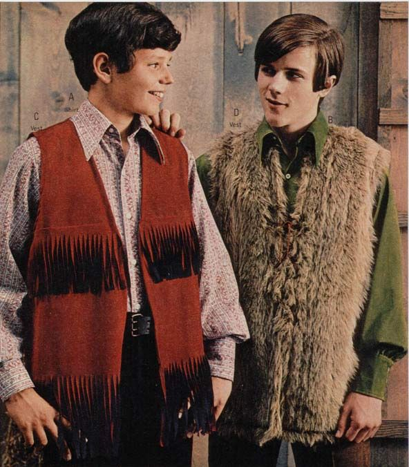 1970s Men's Fashion | 1970s Men's Fashion Advertisements from Catalogs