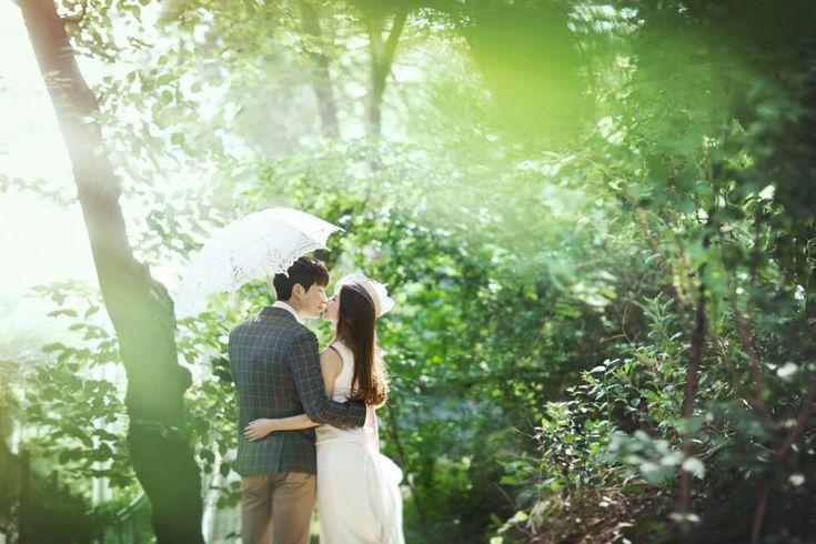 Korea Pre-Wedding Photography in Studio & Dosan Park, Seoul by May Studio on OneThreeOneFour 33