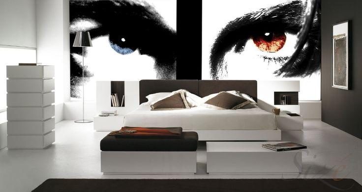 Decoración. Impresión gran formato. wall paper. SIZEPHOTO, espacios, interiorismo, Ernest Brugué.