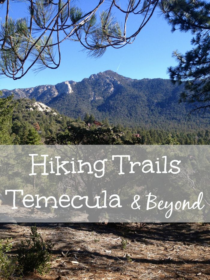 Lots of Temecula hiking trails you should visit. Great for families or individuals, we go there often with our kids.