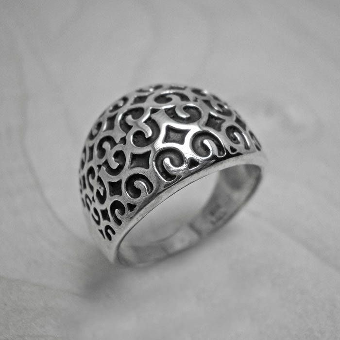 Excited to share the latest addition to my #etsy shop: Silver ring,modern silver ring,contemporary ring,boho ring,everyday ring,silver wide ring,wide silver ring,statement ring,simple silver ring http://etsy.me/2zMXp7o #jewelry #ring #silver #floral #no #women #boho #silverring #