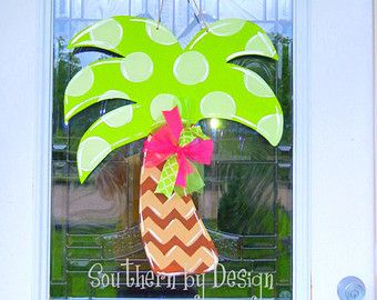 Decorate your home or office door with a Spring & Summer Flower sign!! Or brighten anyones day with this cute gift!    Customize with The Walkers, Welcome, or your favorite summer saying or just leave blank! Signs are Clear Coat sealed from weather. Each sign comes with a removable, coordinating bow. Back is painted white and perfect for glass doors!    Size: 19.5w x 18.5h