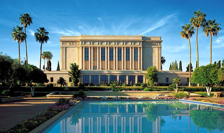 Mesa Arizona LDS Temple. Where my parents were sealed (married). LDS are also known as Mormons or The Church of Jesus Christ of Latter Day Saints