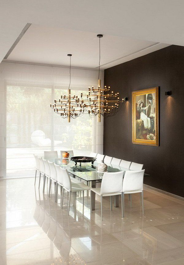 Best 25 Contemporary Houses Ideas On Pinterest: Best 25+ Contemporary Dining Rooms Ideas On Pinterest