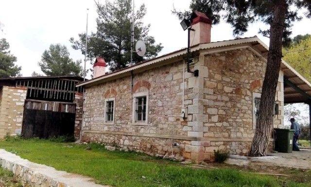 Arıkbaşı railway station building-Arıkbaşı village-Bayındır-İzmir