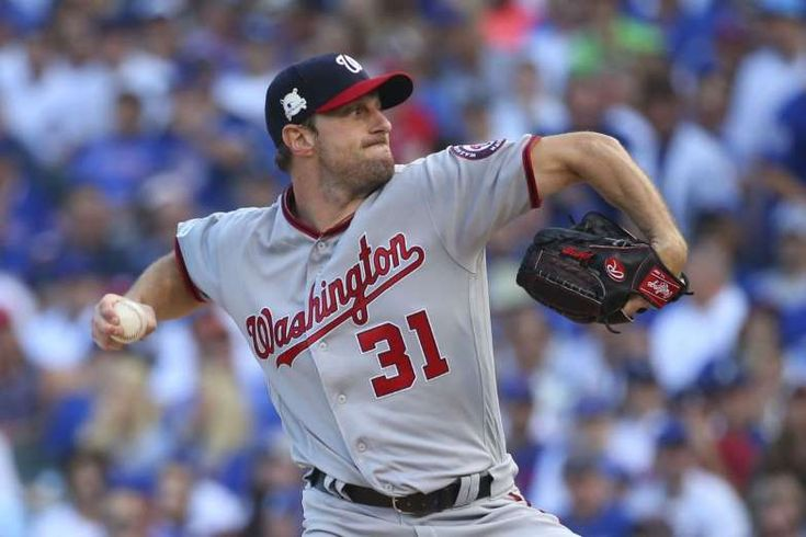 2017 MLB Awards - November 15, 2017:  NL CY YOUNG - MAX SCHERZER -  Washington Nationals starting pitcher Max Scherzer was named the 2017 Cy Young Award winner.