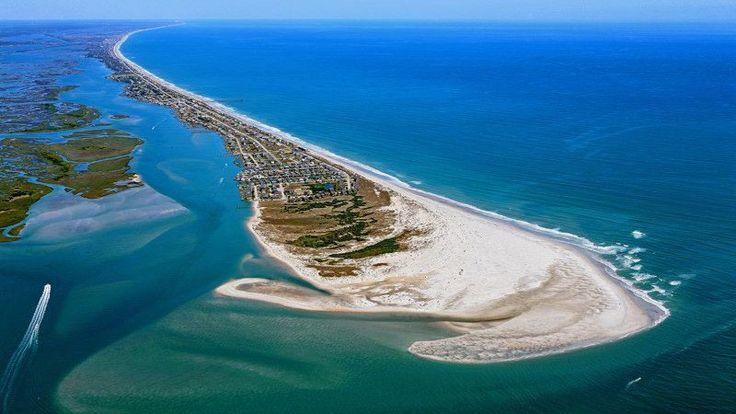 Topsail Island, North Carolina