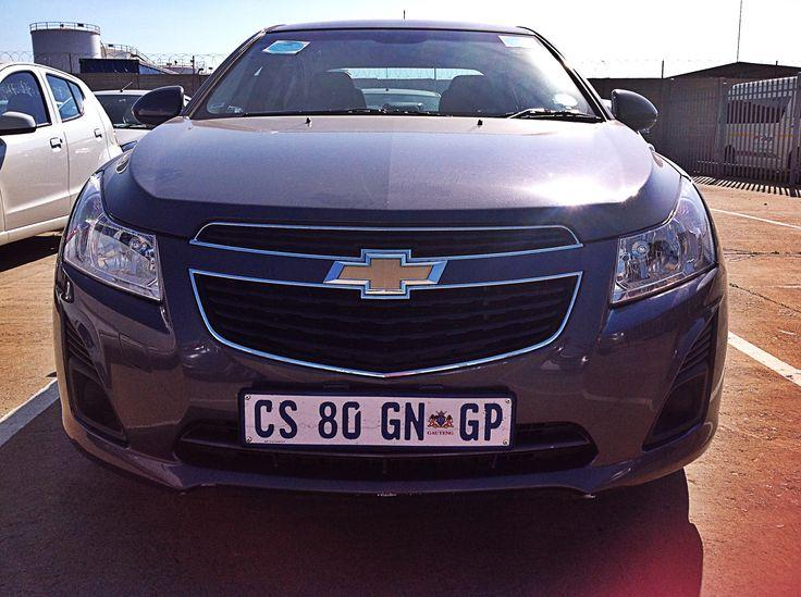 2012 Chevrolet Cruze 1.6Ls