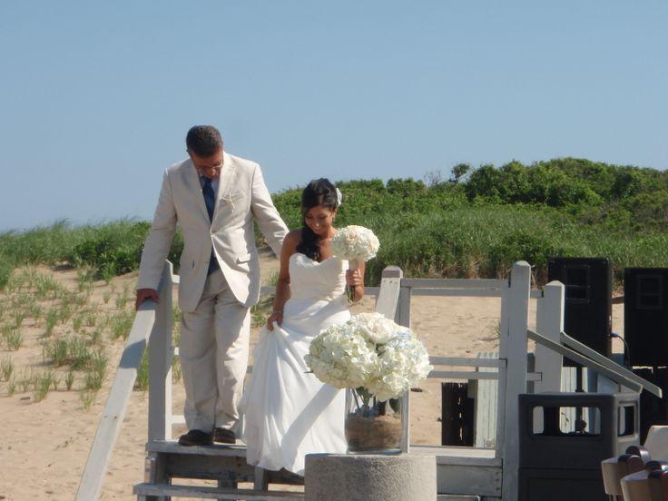 Ballard S Beach Wedding Ceremony