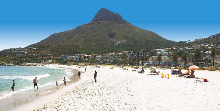 The ridiculously beautiful beach!