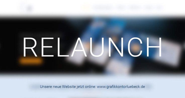 Relaunch: www.grafikkontorluebeck.de