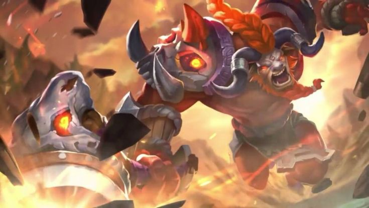 Tips dan Trik Menggunakan Hero Minotaur Mobile Legends