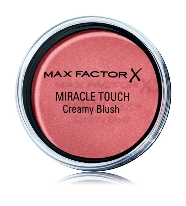 Max Factor Miracle Touch Creamy Blush. Soft pink. £7 in Boots.