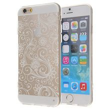 """Telefónne púzdra pre iPhone 6 4.7 """"prípad Gold Slim 0,3mm Silikónové puzdro pre mobilné telefóny tašky a batohy pre zbrusu nový Prílet 2015 (Čína (pevninská časť))"""