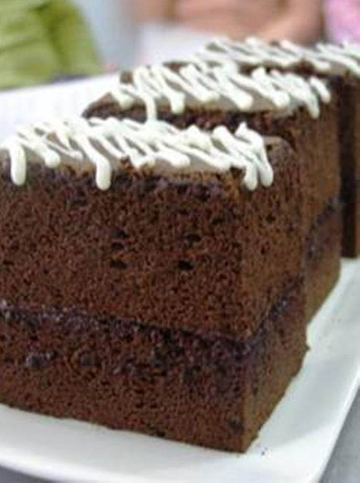 Resep dan Cara Membuat Kue Brownies Coklat Panggang Enak