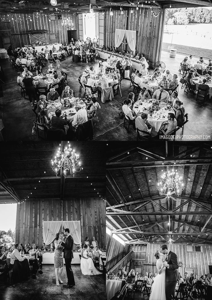 Postlewait S Country Weddings Venue Was The Perfect Backdrop For A Wedding And Reception In Ious Rustic Le Light Filled