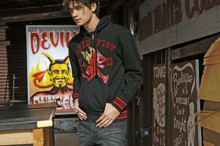 Iron Fist Mens fall12
