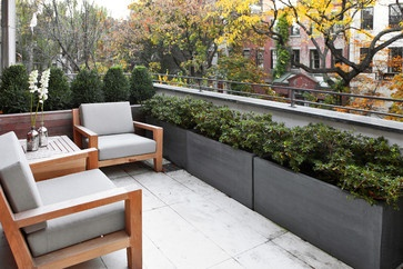 West Village Townhouse NYC modern