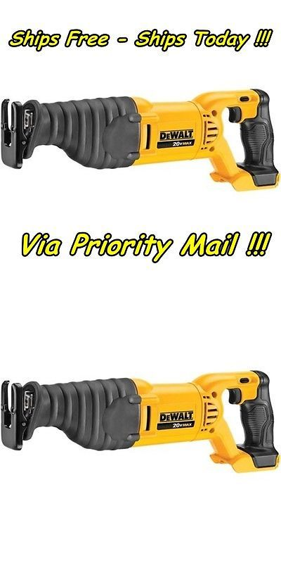 Today the best cordless reciprocating saw 2014 the CDC