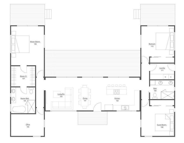 Prefab micro-house / modular / contemporary / energy-efficient - HITCH - wheelhaus