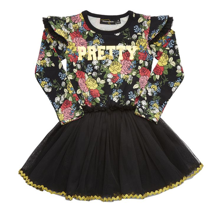 Rock Your Baby - Pretty Circus Dress