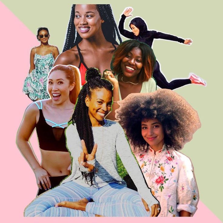 """354 curtidas, 34 comentários - 👋🏾 lauren ash   chicago (@hellolaurenash) no Instagram: """"blessed to be counted among  @nylonmag's 15 women changing the wellness space with some of my faves…"""""""
