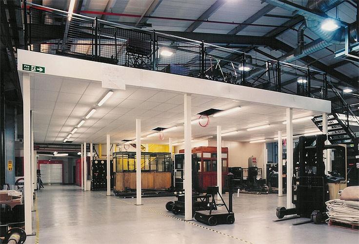 13 best document management images on pinterest for Garage mezzanine design