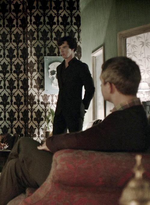 In 221B Baker Street