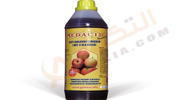 دواء ميداسيد Medacid أقراص وشراب ت ساعد في علاج الحموضة والانتفاخات التي ت صيب المعدة حيث يبدأ الشخص الذي يتعرض لهذه الأعراض والآثار البحث عن عل Bottle Drinks