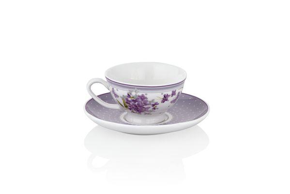 Pierre Cardin 6 lı Kahve Fincanı Violet   cazip geldi