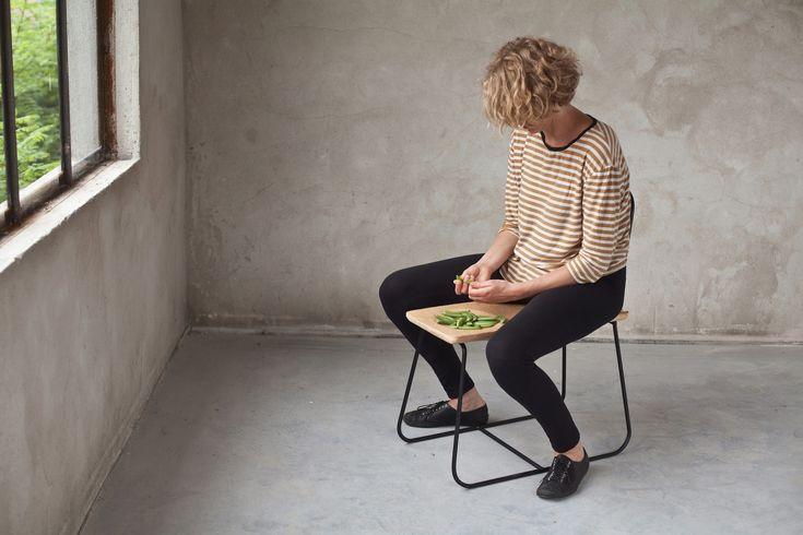 DIY chair from Pani Jurek