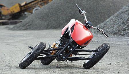 Brudeli 625L tilting 3 wheeler | LIFE | Pinterest | Chang'e 3