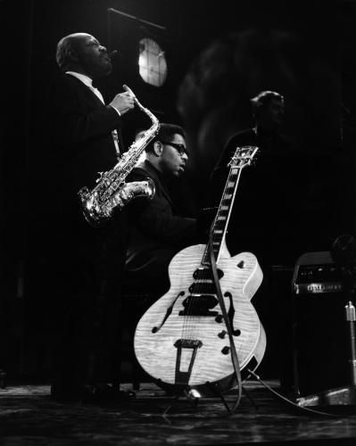 Coleman Hawkins & Dizzy Gillespie | Music Prints | Sonic Editions