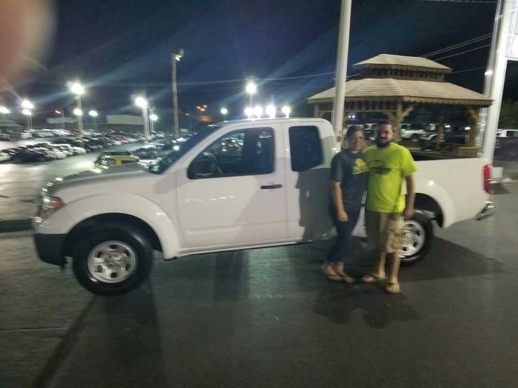 Congratulations Haylee& Daniel Johnson on your 2011 Nissan Frontier. Thank you for your business and friendship. Welcome to the Bill Boruff family.