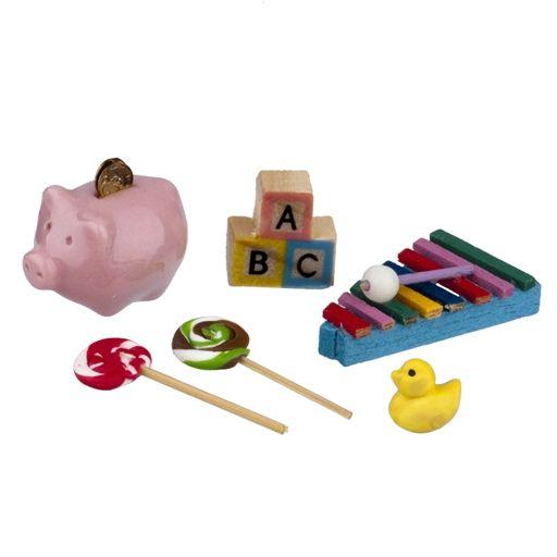 Nursery Accessory Set by Reutter Porzellan